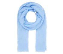 Cold-Dye-Schal mit Lurex-Streifen