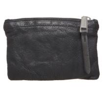 Kosmetiktasche 'Postbag' schwarz