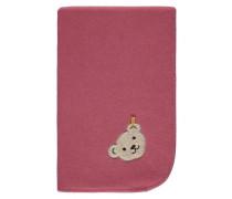 Fleece-Decke Mädchen Baby pink