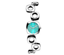 Armbanduhr »So-3153-Mq« silber