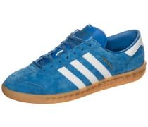 Sneaker 'Hamburg' royalblau / weiß