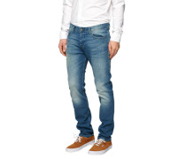 BOSS ORANGE Jeans 'Orange 90 First' blau