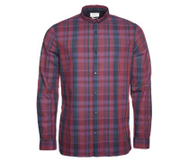 Checked Shirt blau / rot