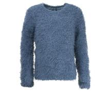 Pullover langärmlig rauchblau