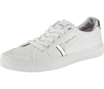 Dayton Sneakers Low silber / weiß