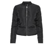 Biker-Jacke schwarz