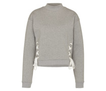 Sweatshirt 'Jessie' graumeliert