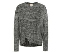 Pullover 'solea' schwarzmeliert