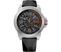Armbanduhr »New York 1513345« schwarz