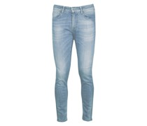Jeanshose 'power' blau