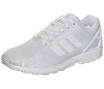 ZX Flux Sneaker weiß