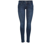 Skinny Fit Jeans Dylan low blue denim