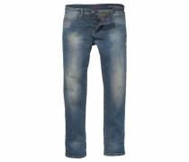 Straight-Jeans 'Dylan' blue denim