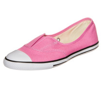 Chuck Taylor All Star Cove Slip OX Sneaker Kinder pink
