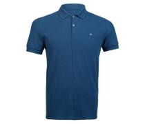 Poloshirt Rubi Slim JL Pikee blau