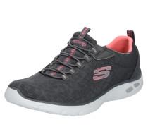 Sneaker 'empire D'lux' koralle / grau
