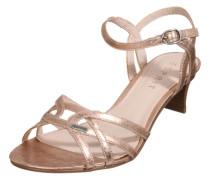 'Birkin' Sandalette bronze