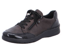 Sneakers schwarz / taupe