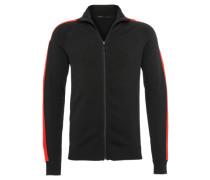 Pullover 'walli 418143' rot / schwarz