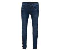 Jeans 'Slim' blau