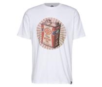 Shirt 'Batesville' weiß