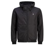 Leichte Jacke Wasserabweisend schwarz