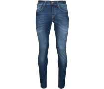 Jeans Rocco Blue Denim Superstretch blau
