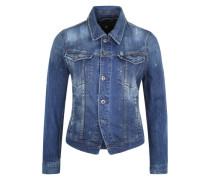 Jeansjacke '3301' blau