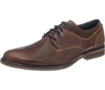 Freizeit Schuhe kastanienbraun