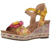 Sandale mischfarben