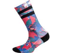 ein Paar Socken mischfarben
