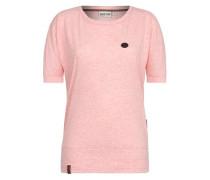 Female Shortsleeve 'Baunxxx wit it II' pink