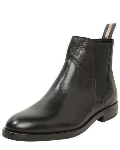 Boot hellbeige / schwarz