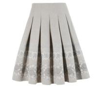 Trachtenrock mit Kellerfalten