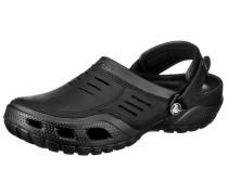 Yukon Clogs schwarz