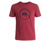 T-Shirt »Classic Active Logo« rot