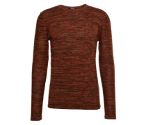 Pullover 'Jamail' rostrot
