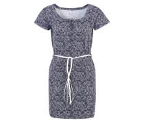 Sommerkleid 'Perplex' blau