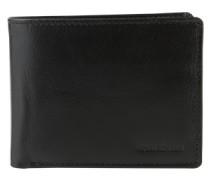 Geldbörse 'City wallet' schwarz