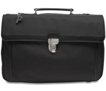 Spock Aktentasche 43 cm Laptopfach schwarz
