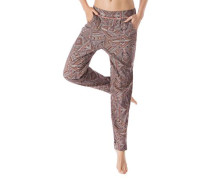 Loungewear Collection Hose lang mischfarben