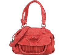 Handtasche 'Bea Kuba' orangerot