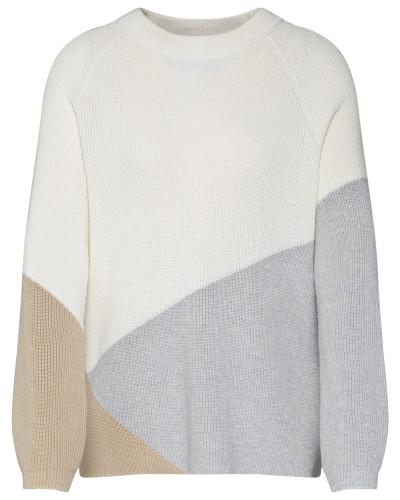 Pullover 'Waluna' weiß