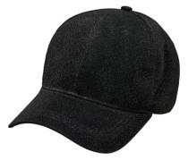Cap schwarz / silber