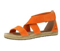 Sandale 'Mila 1016877-Fop' orange