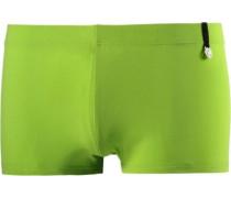 Summer Tie Kastenbadehose Herren grün