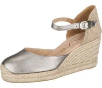Caceres Sandaletten grau / silber