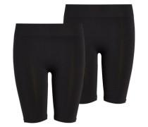Shorts 2er-Pack schwarz