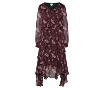 Kleid rosa / bordeaux