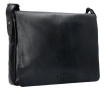 Vetra Messenger Businesstasche Leder 40 cm Laptopfach